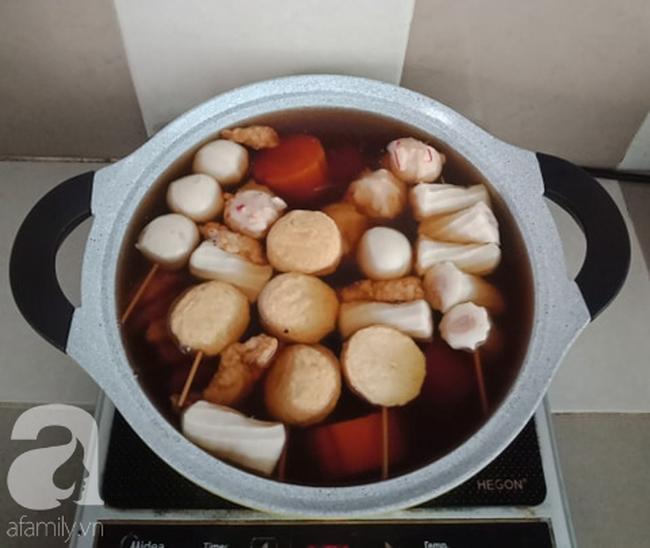 Học người Hàn cách nấu canh chả cá vừa ngon vừa đẹp đổi món cho cả nhà - Ảnh 7.