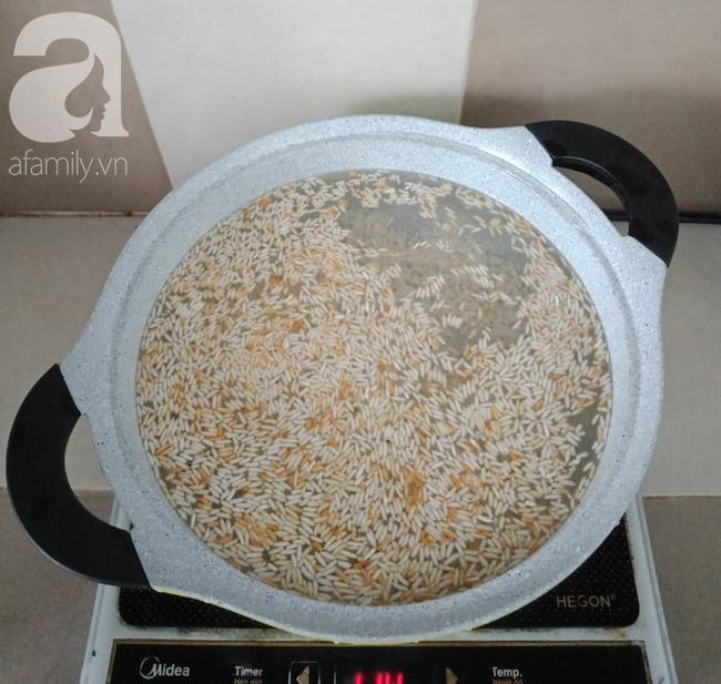 Mách các mẹ bí quyết nấu cháo hàu ngọt thơm không chút mùi tanh - Ảnh 7.