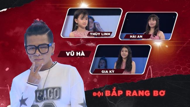 """Nam Thư phản ứng khi bài hát """"Mắt Biếc"""" được thể hiện trong show âm nhạc nhí - Ảnh 2."""