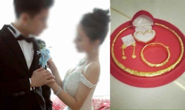 """Ngày cưới, thấy nhà gái trao của hồi môn ít, chú rể cười nhạt: """"Cho sao, nhận lại vậy"""", không ngờ màn đáp trả của cô dâu lại khiến anh đứng """"chôn chân hóa đá"""" - Ảnh 1."""