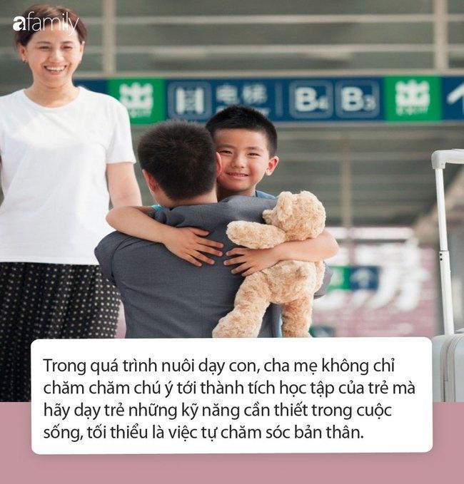 Bé trai 12 tuổi vẫn chưa biết làm việc này, giáo viên lắc đầu, lỗi hoàn toàn do sự dạy dỗ của mẹ - Ảnh 4.