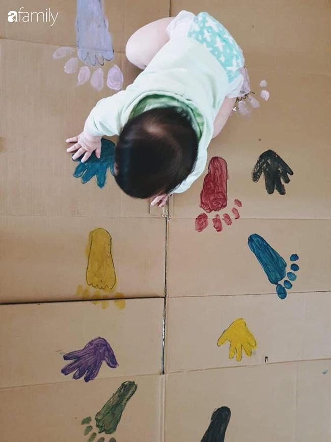 Mẹ Việt tại Úc tự chế đồ chơi cho con, vừa học vừa vui mẹ thì nhàn tênh - Ảnh 4.