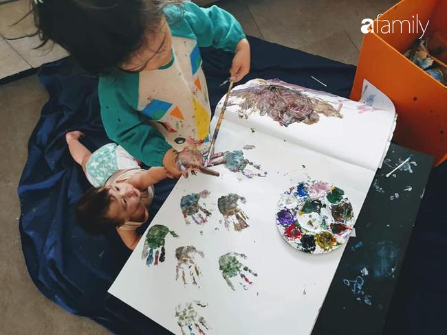 Mẹ Việt tại Úc tự chế đồ chơi cho con, vừa học vừa vui mẹ thì nhàn tênh - Ảnh 7.