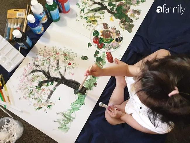 Mẹ Việt tại Úc tự chế đồ chơi cho con, vừa học vừa vui mẹ thì nhàn tênh - Ảnh 15.