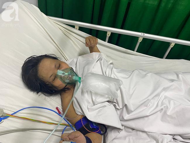 Hơn 30 triệu đồng giúp mẹ chồng vay nóng chữa bệnh cho nàng dâu, Chị Đầy bật khóc xin xuất viện để mẹ đỡ khổ - Ảnh 6.