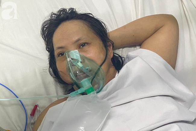 Hơn 30 triệu đồng giúp mẹ chồng vay nóng chữa bệnh cho nàng dâu, Chị Đầy bật khóc xin xuất viện để mẹ đỡ khổ - Ảnh 9.