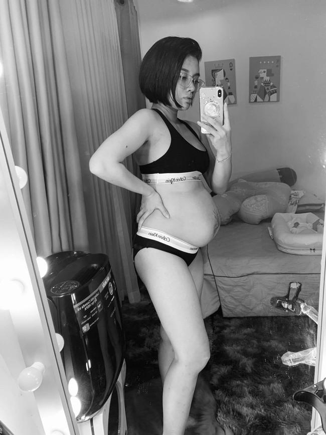 Sinh xong vòng bụng 89cm, mẹ Đà Nẵng giảm liền 15kg trong 8 tuần mà không ảnh hưởng đến sữa, mỗi ngày vắt đều đều gần 2 lít - Ảnh 2.