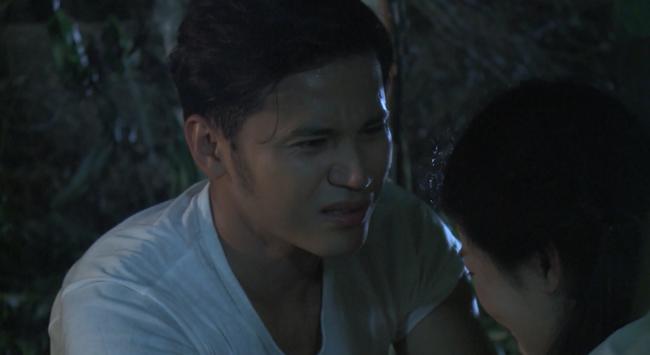 """""""Luật trời"""" tập 24: Bích (Quỳnh Lam) bị chồng của dì Trang làm nhục lúc nửa đêm  - Ảnh 8."""