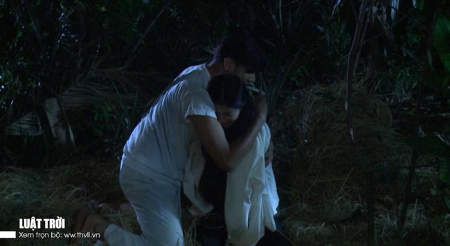 """""""Luật trời"""" tập 24: Bích (Quỳnh Lam) bị chồng của dì Trang làm nhục lúc nửa đêm  - Ảnh 9."""