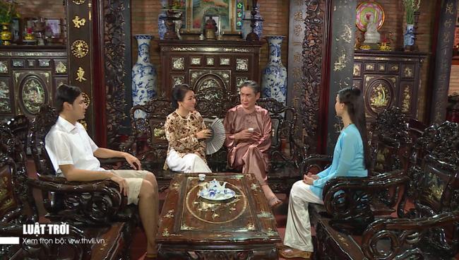 """""""Luật trời"""" tập 24: Bích (Quỳnh Lam) bị chồng của dì Trang làm nhục lúc nửa đêm  - Ảnh 3."""