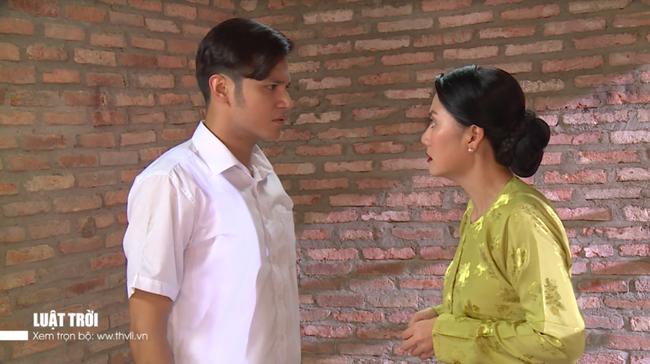 """""""Luật trời"""" tập 24: Bích (Quỳnh Lam) bị chồng của dì Trang làm nhục lúc nửa đêm  - Ảnh 2."""