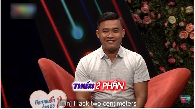 """""""Bạn muốn hẹn hò"""": Không đủ chiều cao bạn gái đặt ra, Quyền Linh liền nói câu này giúp chàng trai có ngay người yêu xinh đẹp - Ảnh 5."""