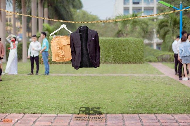 """Photoshop vừa có tầm lại có tâm: Nhận lời xóa giúp 2 người trong ảnh, """"chỉ giữ lại áo vàng, áo đen"""" và cái kết cười té ghế - Ảnh 2."""