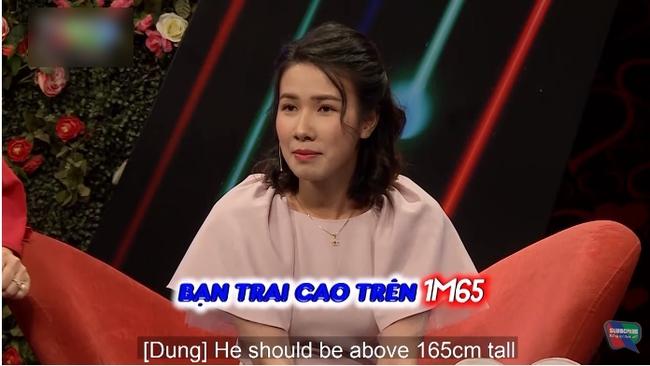 """""""Bạn muốn hẹn hò"""": Không đủ chiều cao bạn gái đặt ra, Quyền Linh liền nói câu này giúp chàng trai có ngay người yêu xinh đẹp - Ảnh 4."""