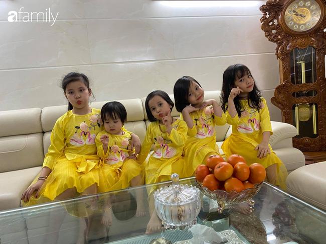 """Mẹ Hải Phòng 10 năm sinh 6 con, vợ chồng tự lo hết việc cơm nước, chăm con, """"đủ nếp đủ tẻ"""" nhưng vẫn dự định đẻ thêm - Ảnh 7."""