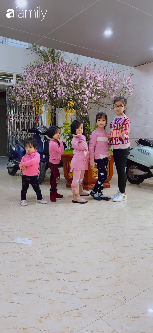 """Mẹ Hải Phòng 10 năm sinh 6 con, vợ chồng tự lo hết việc cơm nước, chăm con, """"đủ nếp đủ tẻ"""" nhưng vẫn dự định đẻ thêm - Ảnh 11."""