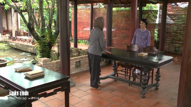 """""""Luật trời"""" tập 26: Bà Lâm tìm ra manh mối tráo con, Trang - Được hoảng loạn còn đòi giết cả nhà Tiến - Ảnh 3."""