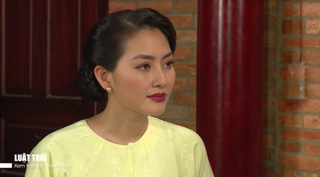"""""""Luật trời"""" tập 26: Bà Lâm tìm ra manh mối tráo con, Trang - Được hoảng loạn còn đòi giết cả nhà Tiến - Ảnh 7."""