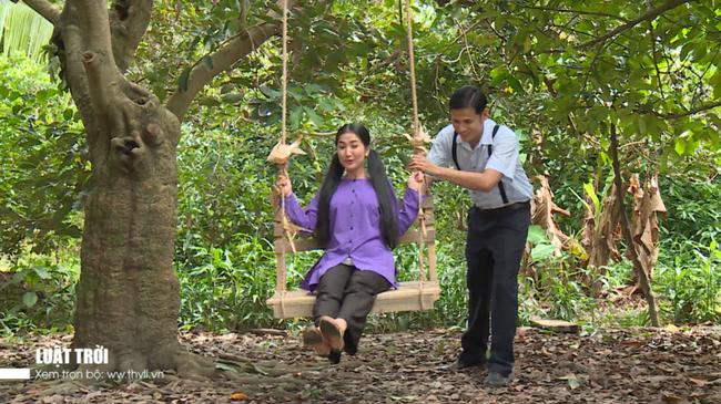 """""""Luật trời"""" tập 26: Bà Lâm tìm ra manh mối tráo con, Trang - Được hoảng loạn còn đòi giết cả nhà Tiến - Ảnh 6."""