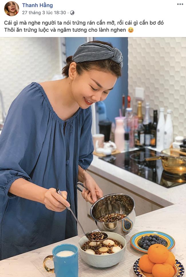 Người người nhà nhà làm trứng ngâm tương, đến Thanh Hằng, Hà Tăng cũng không bỏ qua trend này  - Ảnh 2.