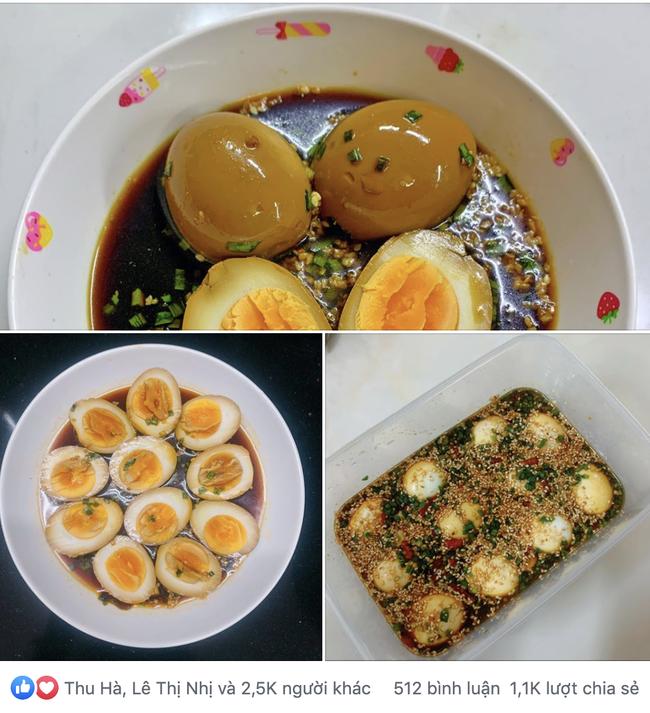 Người người nhà nhà làm trứng ngâm tương, đến Thanh Hằng, Hà Tăng cũng không bỏ qua trend này  - Ảnh 10.