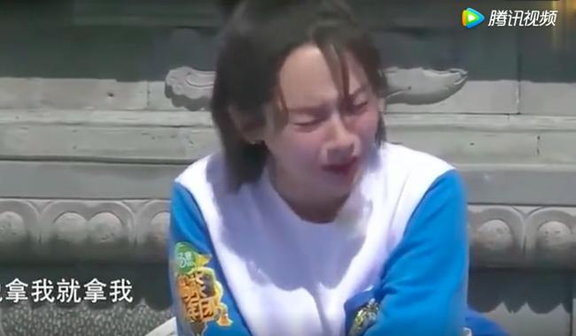 Clip Dương Tử kể bị Trương Nhất Sơn bắt nạt: Khóc đến mức phải lấy tay ôm đầu  - Ảnh 6.