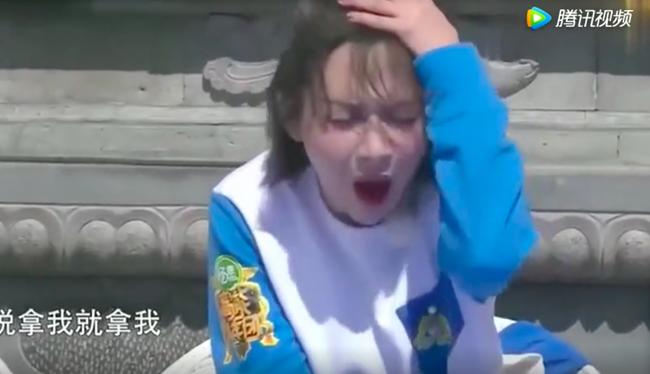 Clip Dương Tử kể bị Trương Nhất Sơn bắt nạt: Khóc đến mức phải lấy tay ôm đầu  - Ảnh 4.