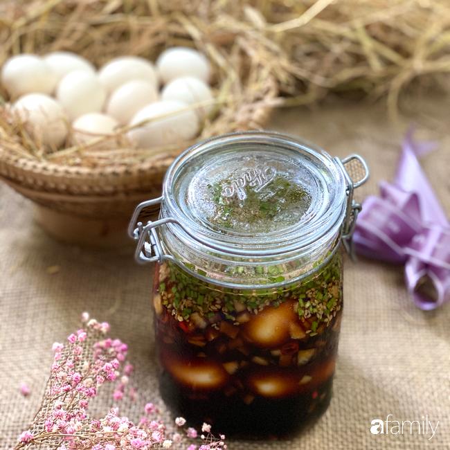 Người người nhà nhà làm trứng ngâm nước tương, đến Thanh Hằng, Hà Tăng cũng không bỏ qua trend này  - Ảnh 4.