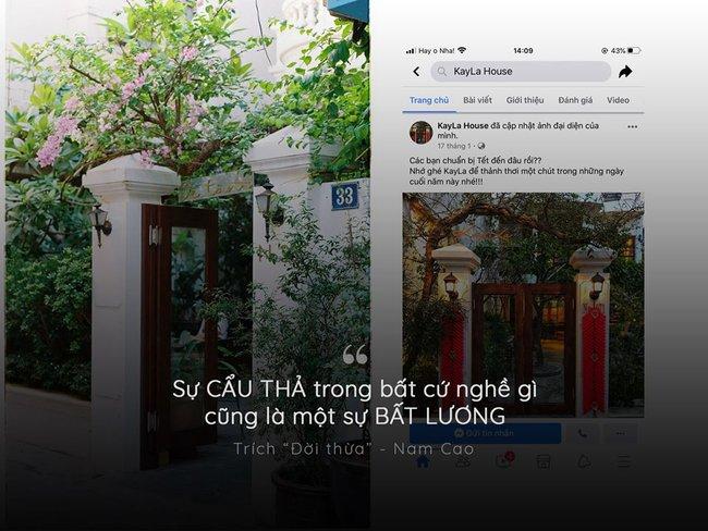 Quán cà phê nổi tiếng Hà Nội tố một quán khác đạo ý tưởng từ thiết kế đến nội dung Fanpage - Ảnh 6.