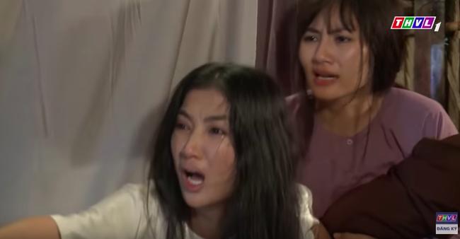 """""""Luật trời"""" hé lộ tập 8: Thảo chết sau khi sinh, Trang - Ngọc Lan giấu chuyện tráo con trai, giết em gái  - Ảnh 5."""