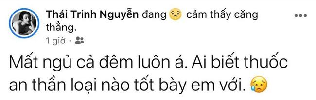 """Động thái bất ngờ của Thái Trinh giữa lúc Quang Đăng bị đồn  """"qua lại"""" với HLV fitness Hana Giang Anh - Ảnh 2."""