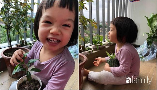 Nhật ký những ngày ở nhà đầy ắp hoạt động thú vị của bà mẹ Hà Nội thiết kế cho 2 con chơi không biết chán - Ảnh 3.