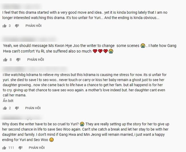 """""""Hi Bye, Mama"""": Lộ cái kết buồn, Kim Tae Hee sẽ chết để cứu con gái khiến khán giả tức giận chỉ trích biên kịch vì quá tàn nhẫn - Ảnh 4."""