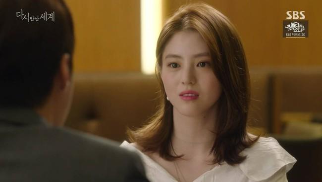 """Han Soo Hee trong """"Thế giới hôn nhân"""": Gây chú ý nhờ nhan sắc giống Song Hye Kyo, chọc điên khán giả khi vào vai tiểu tam mặt dày - Ảnh 3."""