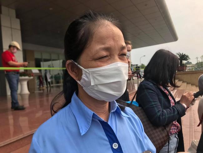 """Nữ nhân viên Công ty Trường Sinh xúc động trong ngày được công bố khỏi COVID-19: """"Tôi rất cả ơn Chính phủ và ngành y tế"""" - Ảnh 1."""