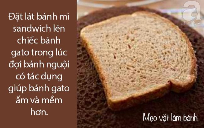 Mẹo vặt làm các loại bánh quen thuộc - biết rồi đến người vụng nhất làm cũng ngon - Ảnh 2.