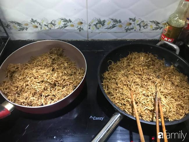 Giữa mùa dịch, gia đình 4 người lớn ở Hà Nội chi tiêu chỉ hết 500 ngàn/tháng nhờ thắt chặt chi tiêu và ăn thực phẩm vườn nhà - Ảnh 9.