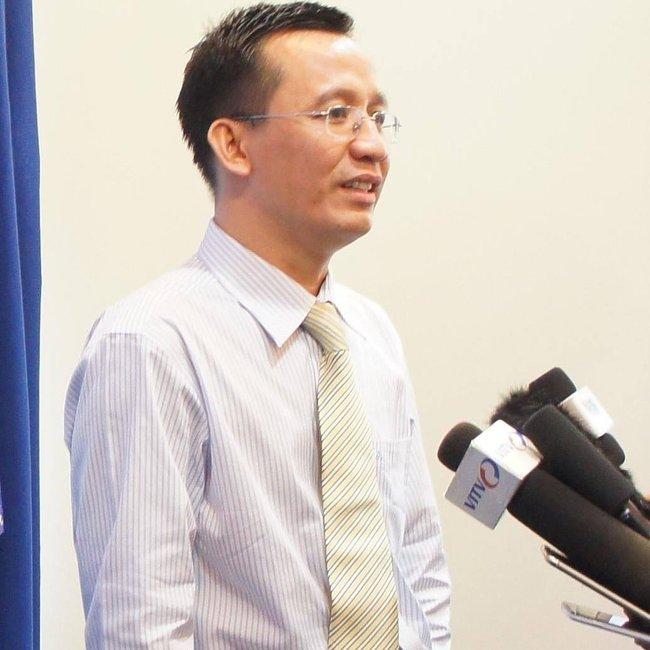Người ở lại sau cùng trước khi Tiến sĩ Bùi Quang Tín rơi tầng 14 chung cư tử vong khai gì? - Ảnh 1.