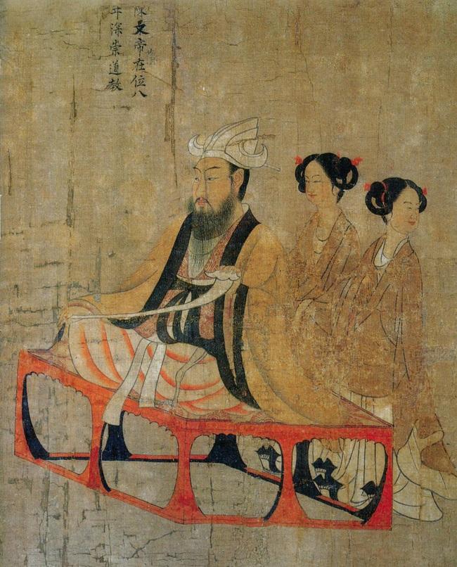 """Hàn Tử Cao được ví kiều diễm hơn Điêu Thuyền và Tây Thi, rốt cuộc đã xảy ra chuyện gì khiến người đời luôn nghĩ ông là """"nam hoàng hậu"""" của Trần Văn Đế? - Ảnh 2."""