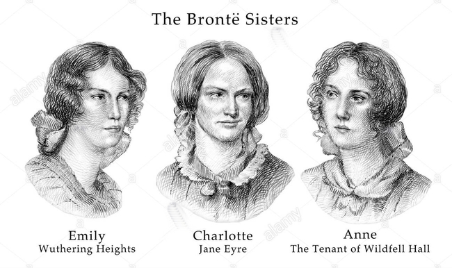 """Số phận bi thảm của nhà văn """"Đồi gió hú"""" và thuyết âm mưu đằng sau cái chết trẻ của anh chị em nhà Bronte - Ảnh 1."""