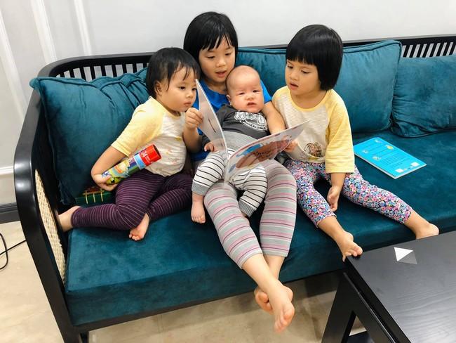 """Đông con nhất nhì showbiz mà vẫn bị giục đẻ thêm: Minh Trang thông báo """"chốt sổ"""", Minh Hà tính phương án nếu đẻ đứa thứ 5 - Ảnh 7."""