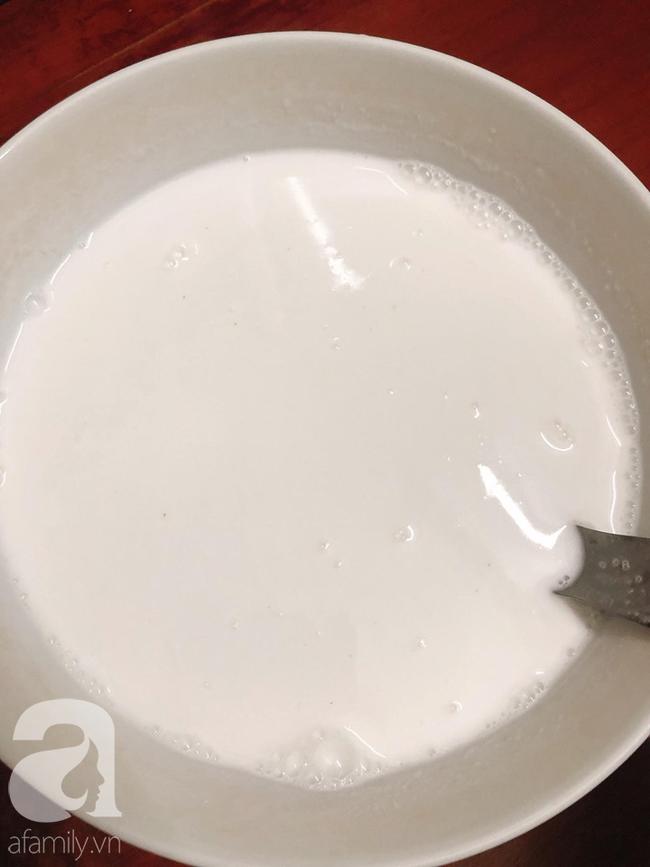8x Hà Nội chia sẻ cách làm bánh đúc nóng khiến các mẹ