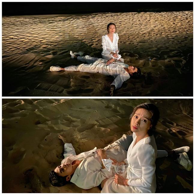 Khoảnh khắc để đời của sao Việt khi say rượu: Noo Phước Thịnh khóc nức nở, Trường Giang ôm hôn Nhã Phương thắm thiết - Ảnh 1.