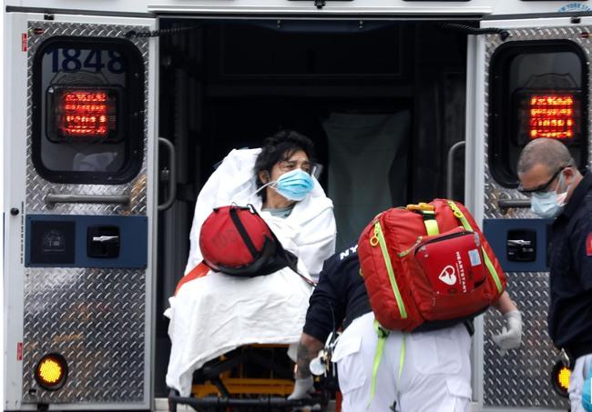Cập nhật dịch Covid-19: Hơn 1,5 triệu người trên thế giới nhiễm bệnh, 20 bác sĩ tại bệnh viện công Mexico dương tính, Thái Lan phong tỏa thành phố du lịch Pattaya - Ảnh 1.