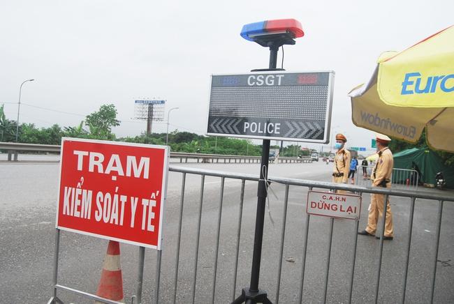 Bắc Giang yêu cầu người dân không đến Hà Nội và TP Hồ Chí Minh vào thời điểm diễn ra dịch Covid-19 - Ảnh 1.