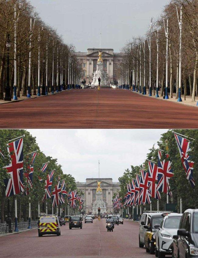 """Chùm ảnh kinh đô ánh sáng London vắng lặng như tờ vì Covid-19 khiến nhiếp ảnh gia phải thốt lên """"siêu thực"""" - Ảnh 1."""