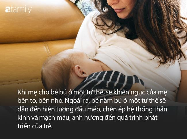 Sai lầm thường gặp khi cho con bú đêm có thể nguy hiểm đến tính mạng trẻ, mẹ nuôi con nhỏ cần lưu ý - Ảnh 3.