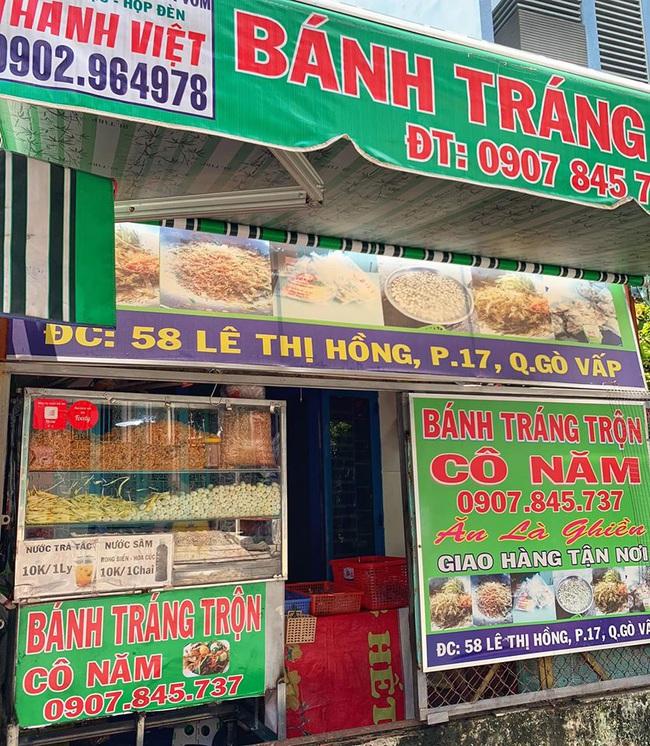 """Có 250k trong tay, nhất định nên """"bay"""" tới 4 quán bánh tráng trộn bình dân nổi tiếng Sài Gòn để ăn thả ga món vỉa hè vừa rẻ vừa ngon này - Ảnh 15."""