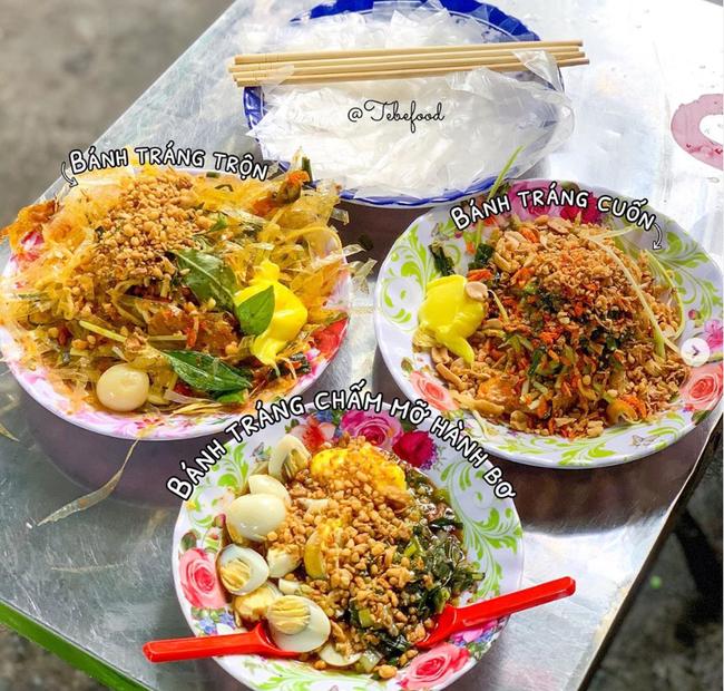 """Có 250k trong tay, nhất định nên """"bay"""" tới 4 quán bánh tráng trộn bình dân nổi tiếng Sài Gòn để ăn thả ga món vỉa hè vừa rẻ vừa ngon này - Ảnh 9."""