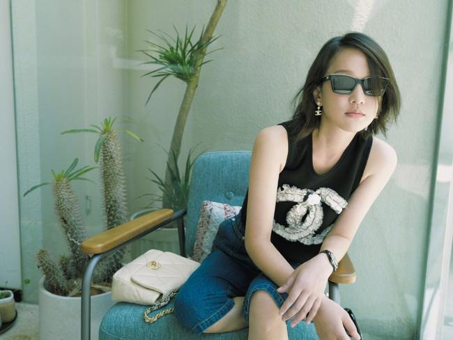 Khoe vẻ đẹp sương sương ở tuổi 45, Châu Tấn khiến công chúng ngỡ tưởng đang ngắm cô thời còn đôi mươi - Ảnh 5.